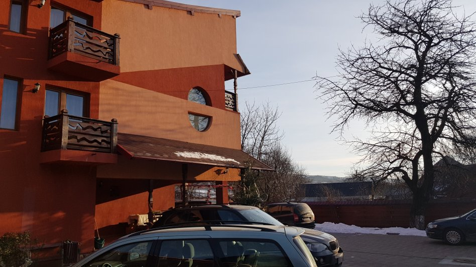 Casa Teo Capu Codrului