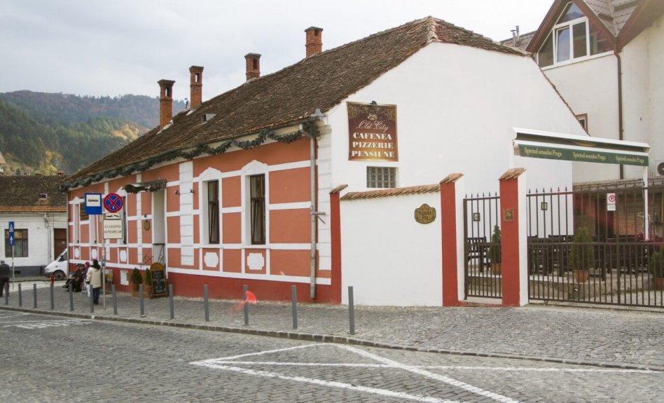 Pensiunea Old City Brasov
