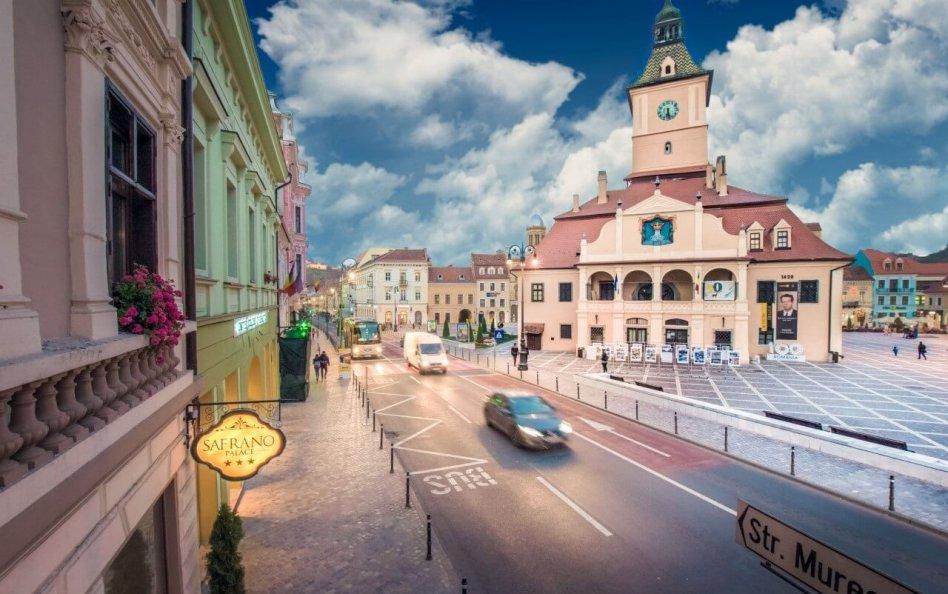 Hotel Safrano Palace Brasov