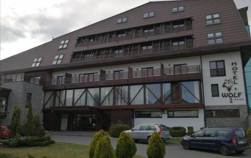 Hotel Wolf Bran