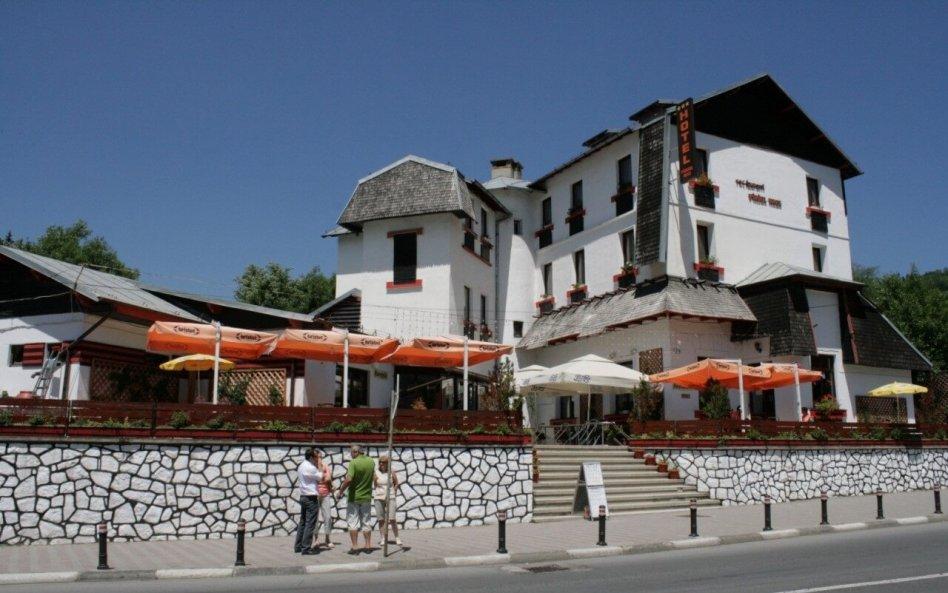 Hotel Pârâul Rece Busteni