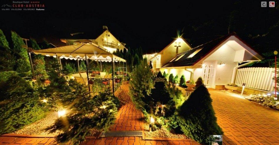 Vila Elena Bio Boutique Hotel Club-Austria Busteni