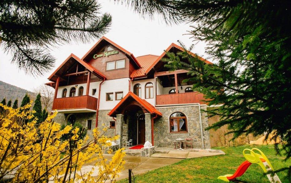 Casa Natalia Sinaia