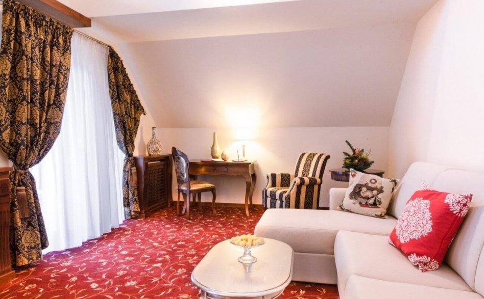 Hotel Boutique Belvedere Sinaia