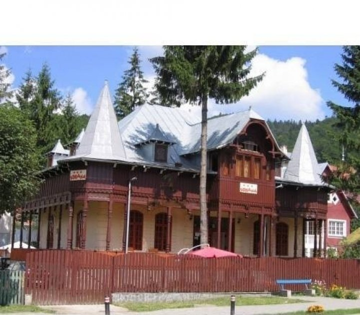 Casa Frasin Busteni
