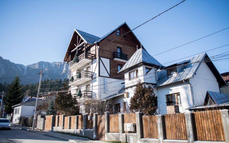Vila Cascada Busteni