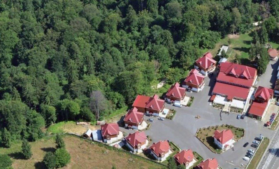 Complex Monterai Resort Poiana Brasov